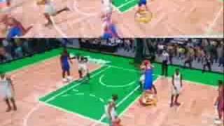 NBA Inside Drive 2004- Detroit Pistons