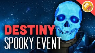 Destiny SPOOKY Event! - Festival of the Lost 2015 (Funny Gaming Moments)