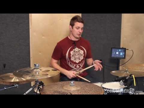 Drummer101.com: Easy but cool sounding drum fill