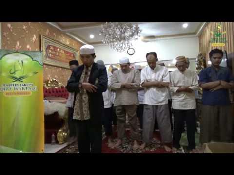 BUKBER: Sholat isya & Sholat Tarawih (Ustadz Nur Rohman, S.PdI, Al-Hafizh & Alfan Farih, Al-Hafizh)