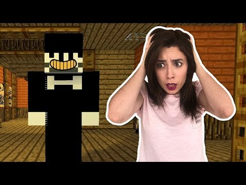 LA ESCUELA DE MONSTRUOS Y EL CREEPYPASTA DE BENDY | Minecraft Animación: Video Reacción