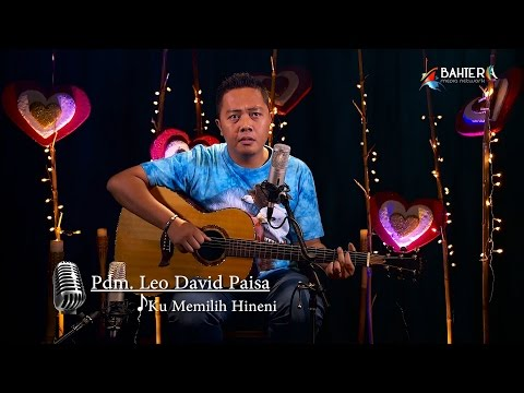 Altar of Worship (Ku Memilih Hineni) - Ps. Leo David Paisa #loveneverfails