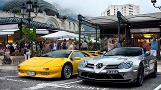 Supercars Sounds - Acceleration - Burnout - Drift //Top Marques Monaco