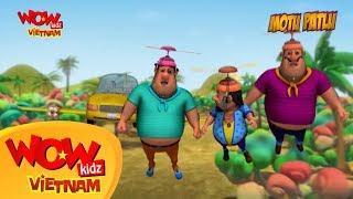 Motu Patlu Siêu Clip 47 - Hai Chàng Ngốc - Cartoon Movie - Cartoons For Children