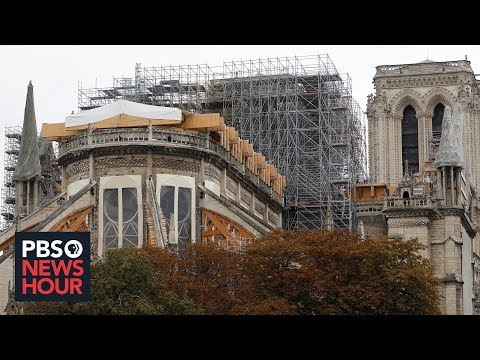 France United In Grief Over Notre Dame Fire But Divided In How To Respond