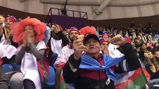 Русские флаги на Олимпиаде в Пхёнчхане