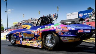 #SouthernNats Super Gas winner Tommy Turner
