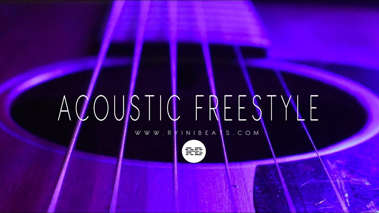 [FREE] Acoustic Guitar Instrumental Beat For Singing and Rapping (Backing  Track/Guitar Loops in A)