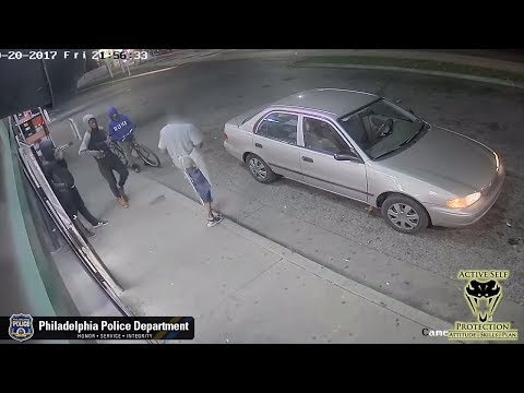 Pizza Delivery Driver Reminds Us Never to Turn Our Back to a Threat   Active Self Protection