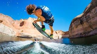 GoPro: Lake Powell Wakeboarding Adventures thumbnail