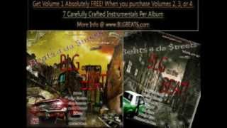 Beats 4 da Streets vol.2 (BLG Beats) 7 West Coast Bangers Instrumental Beats Album