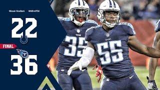 Titans vs Colts Recap