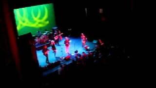 B52s - Pabst Theater - Milwaukee 10-18-08
