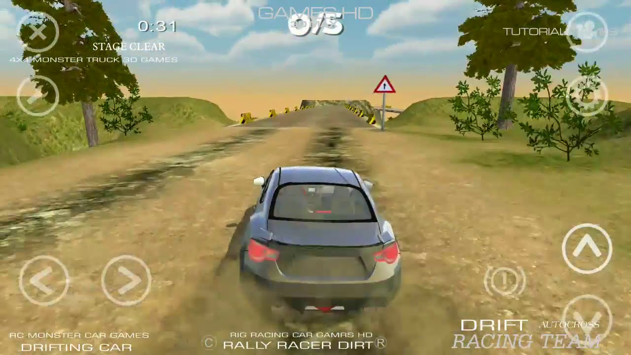 Off Road Rally Car Games
