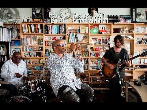 Terence Blanchard: NPR Music Tiny Desk Concert
