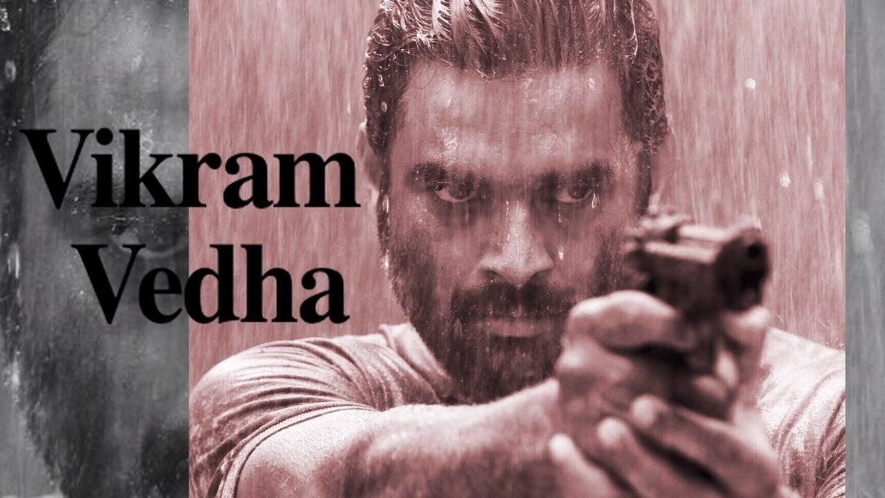 Image result for r madhavan vikram vedha