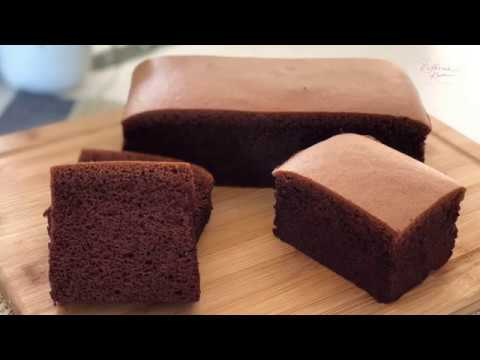 Chocolate Cotton Sponge Cake 巧克力棉花蛋糕