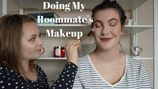 DOING MY ROOMMATE