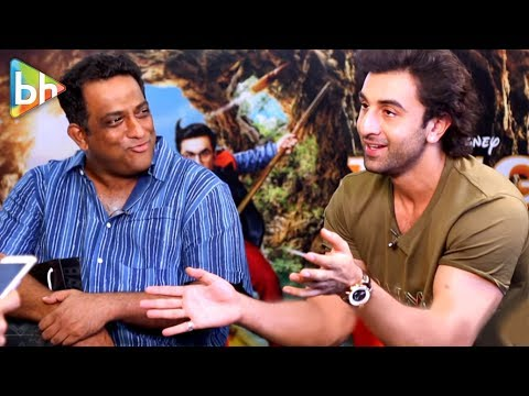Ranbir Kapoor And Anurag Basu's MOST EXCITING INTERVIEW Teaser | Jagga Jasoos