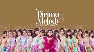 JKT48 Lirik Kimi wa Melody