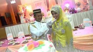 5 & 6 Oktober 2013 - Majlis Perkahwinan Yusuf & Barieah