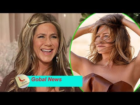 Jennifer Aniston becomes wicked witch and asserts two marriages have been successful..Why?