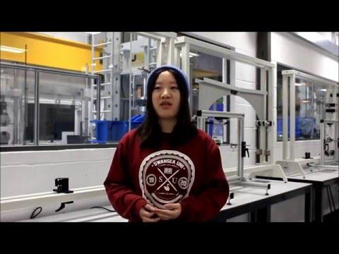 Jingru Li, from China, Civil Engineering