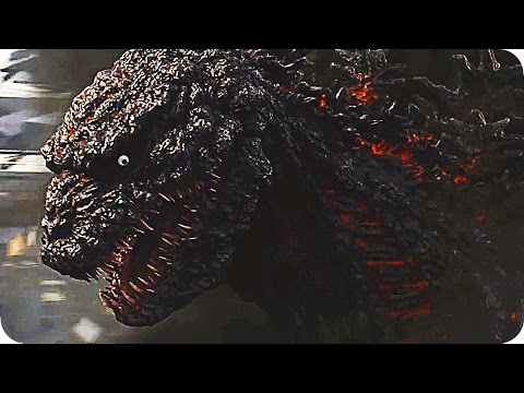 Trailer do filme Godzilla