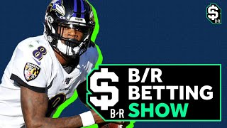 NFL Divisional Round Betting Advice | B/R Betting Show