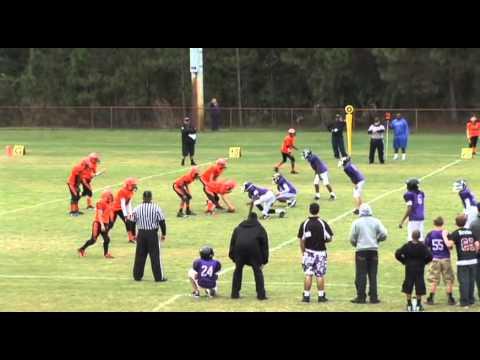 North Brevard Hawks vs Port Orange Hawks 1 SP