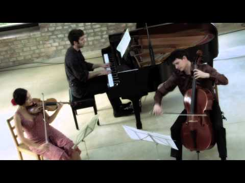 Trio Image plays Maurice Ravel