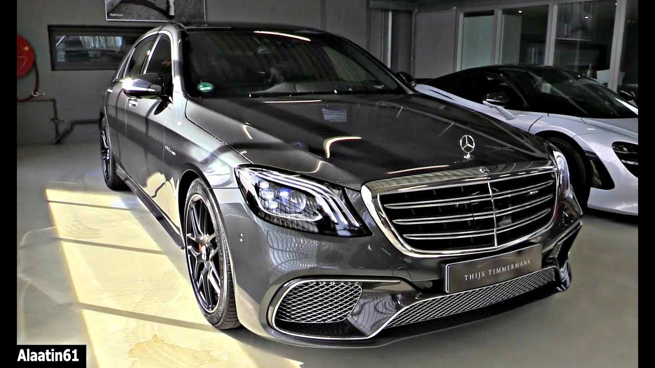 Mercedes S65 Amg 2019 V12 Biturbo New Full Review S Class L Amg