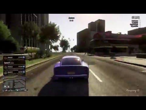 Grand Theft Auto V : [Crew Rank Up]