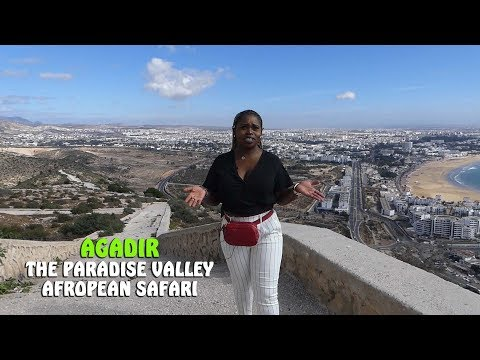 Agadir | The Paradise Valley | The Afropean Safari