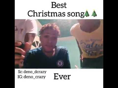 Best Christmas song ever
