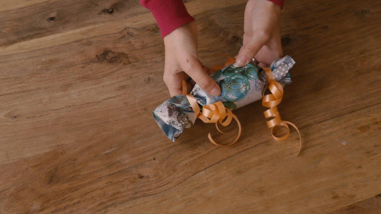 3 tipp zum geschenk einpacken das bonbon youtube. Black Bedroom Furniture Sets. Home Design Ideas