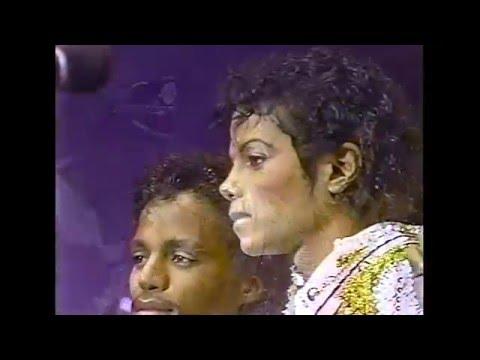 The Jacksons - [02] Wanna Be Startin' Somethin' | Victory Tour Toronto 1984