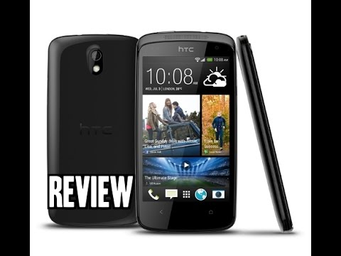 HTC Desire 500 Review