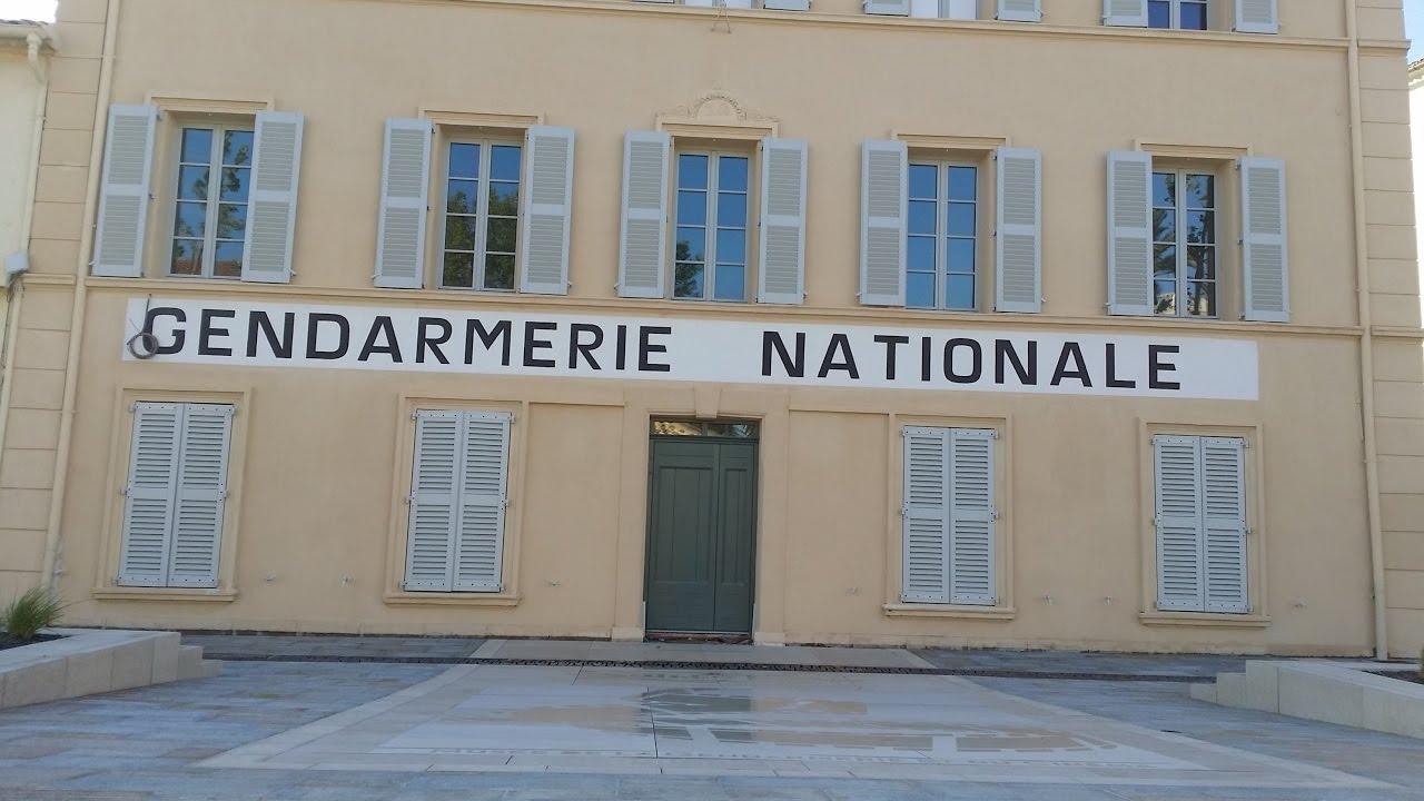 Muzeum filmových četníků - Musée Gendarmerie nationale Saint Tropez 2016