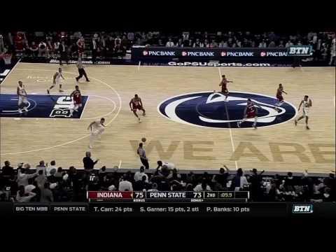 Indiana at Penn State - Men