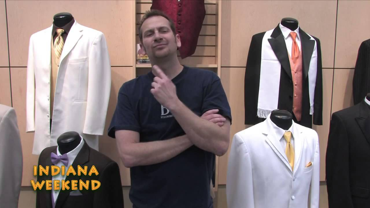 Louie\'s Tux Shop Deal For Smiley Prom 2015 - YouTube