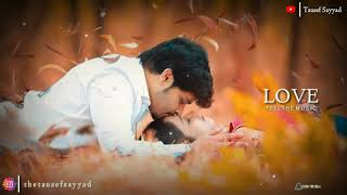 Sari Raat Aahe Bharta   Romantic Status   WhatsApp status New Song   Tausef Sayyad  