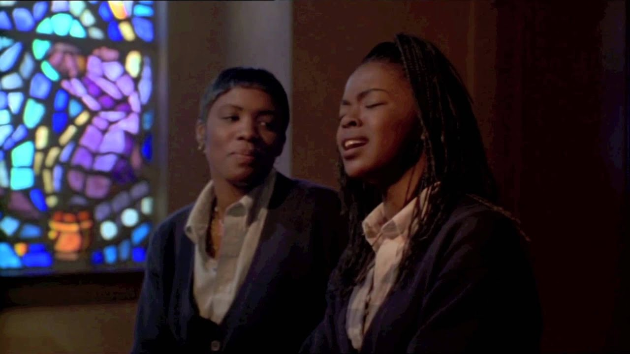Lauryn Hill His Eye Is On The Sparrow Sister Act 2