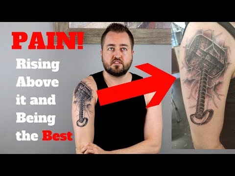 PAIN: Rising Above it and Being the Best