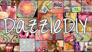 DazzleDIY Channel Trailer Thumbnail