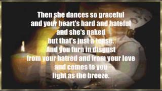 Leonard Cohen - Light As The Breeze (Lyrics)