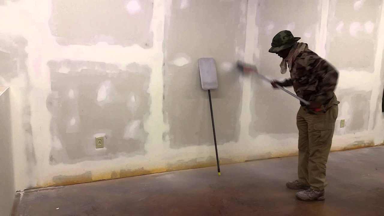 How To Prepare And Clean Sheetrock For Painting You