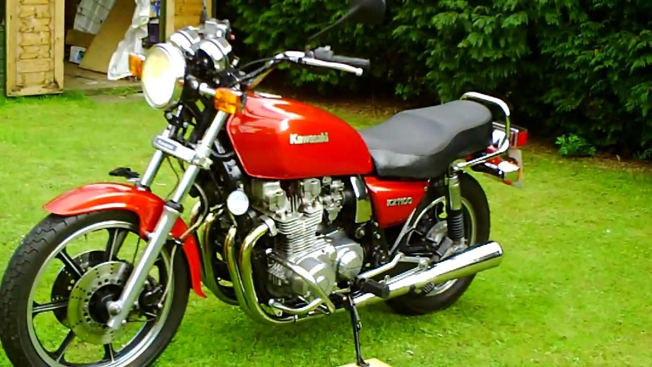 1981 Kz1100 Bobber
