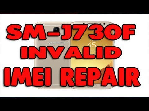 SM-J730F Imei Repair Very Easy Z3x Crack And Box