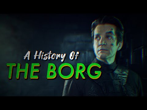 Trekspertise - A History of the Borg